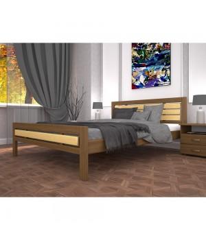 Кровать деревянная Модерн 1