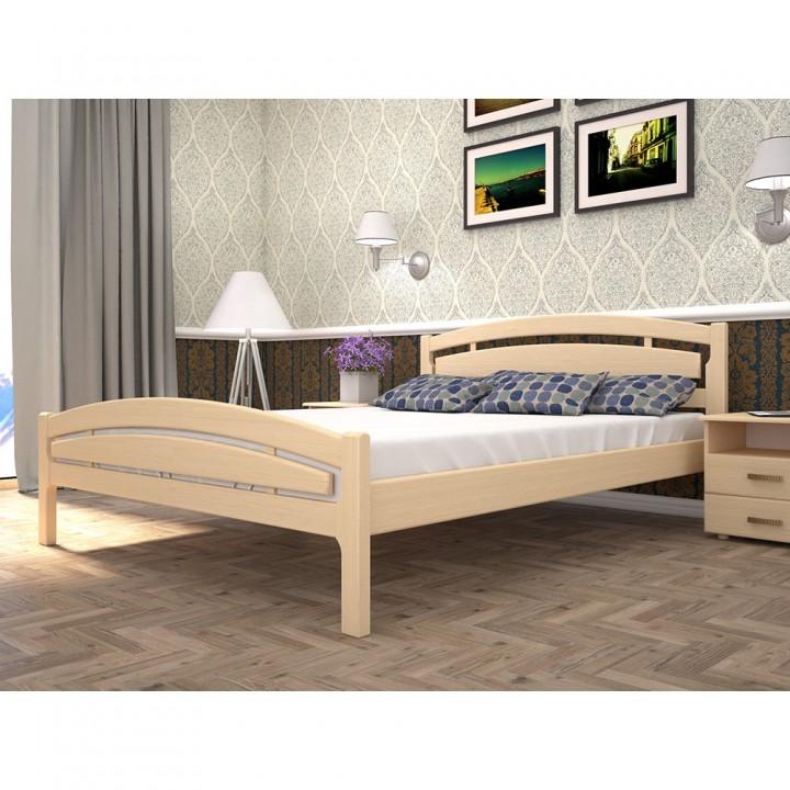 Кровать деревянная модерн 2
