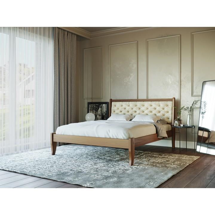373, Кровать Монако 20*, , 5 250.00 грн, Кровать Монако 20*, ТМ Лев, Кровати деревянные