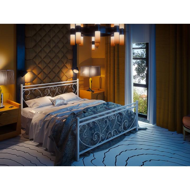 712, Кровать Монстера, , 4 471.00 грн, Монстера, TENERO, Кровати металлические