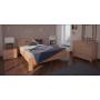 525, Кровать Орландо, , 4 440.00 грн, Кровать Орландо, ХМФ, Кровати деревянные