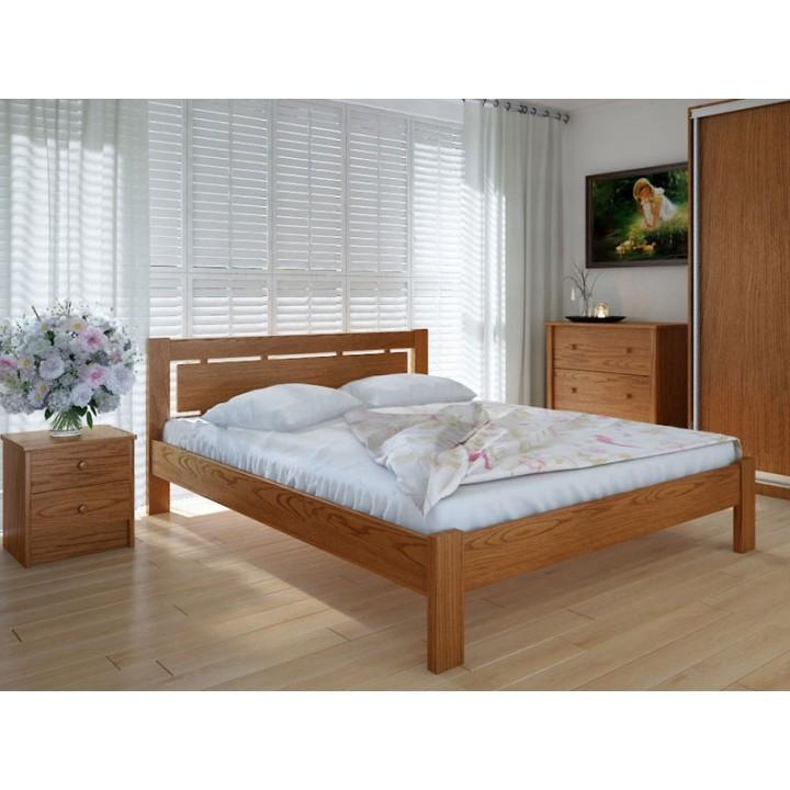 577, Кровать Осака, , 5 304.00 грн, Кровать Осака, Meblikoff, Кровати деревянные