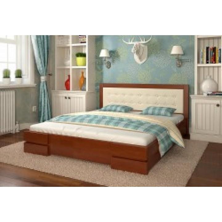 405, Кровать Регина, , 6 082.00 грн, Кровать Регина, ARBORDREV, Кровати деревянные
