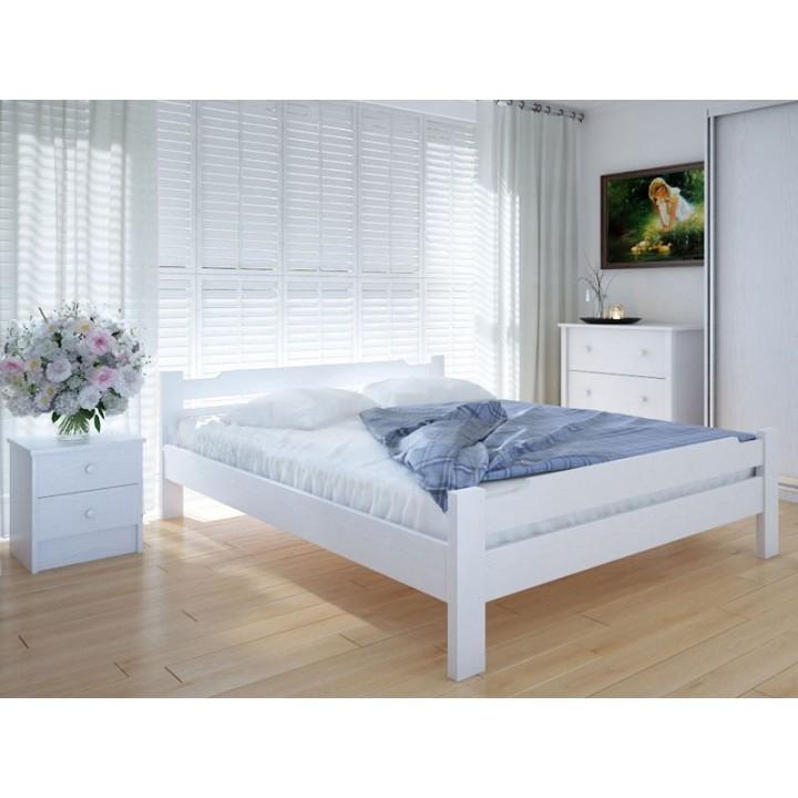 587, Кровать Сакура, , 4 556.00 грн, Кровать Сакура, Meblikoff, Кровати деревянные