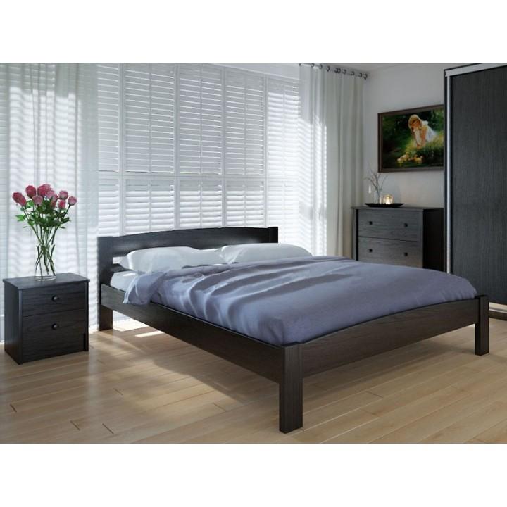 580, Кровать Скай, , 4 570.00 грн, Кровать Скай, Meblikoff, Кровати деревянные
