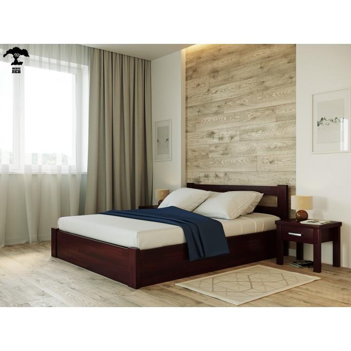 382, Кровать Соня, , 7 620.00 грн, Кровать Соня, ТМ Лев, Кровати деревянные