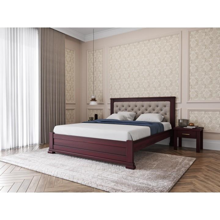 372, Кровать Лорд М50*, , 6 650.00 грн, Кровать Лорд М50*, ТМ Лев, Кровати деревянные