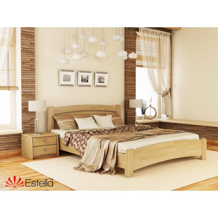 355, Кровать Венеция Люкс, , 4 760.00 грн, Венеция Люкс, ЭСТЕЛЛА, Кровати деревянные