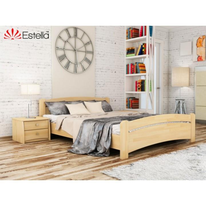 349, Кровать Венеция, , 3 960.00 грн, Кровать Венеция, ЭСТЕЛЛА, Кровати деревянные