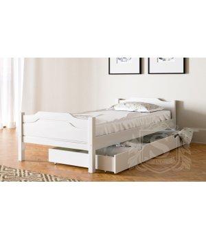 Кровать деревянная Л -108