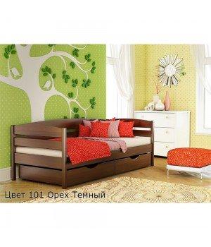 Кровать деревянная Нота Плюс