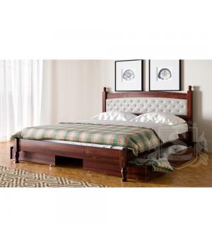 Кровать деревянная Л-231