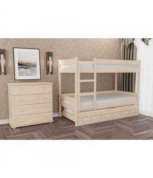 Кровать двухъярусная Л-306