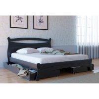 Кровать деревянная Л-209