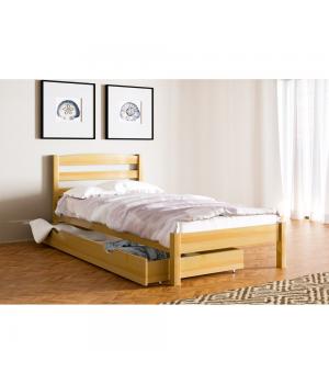 Кровать деревянная Л-130