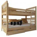 Двухъярусные кровати 90 на 190 см.