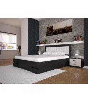 Кровать деревянная Кармен с подъемным механизмом