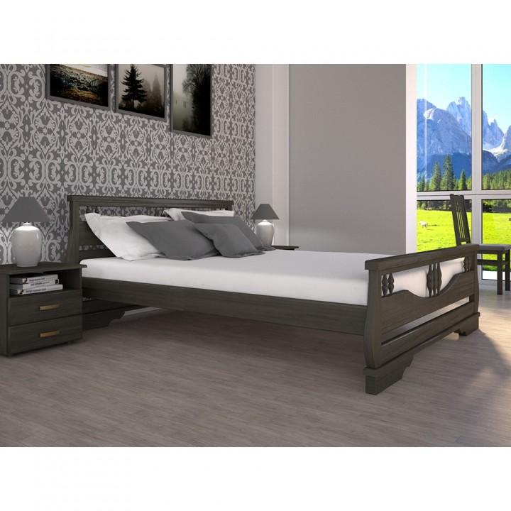Кровать деревянная Атлант 3