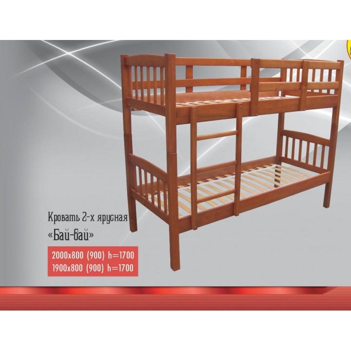 498, Кровать Бай-бай, , 6 244.00 грн, Кровать Бай-бай, , Кровати двухъярусные