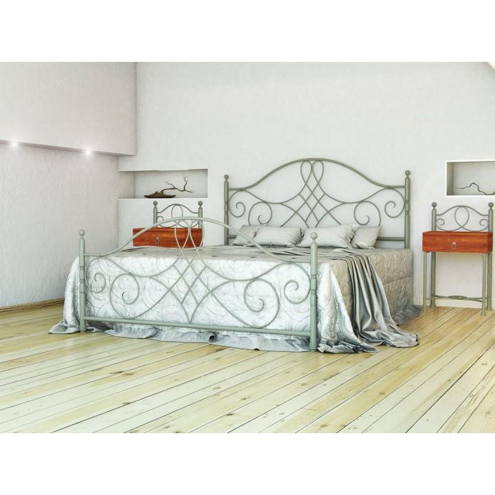343, Кровать Parma, , 5 775.00 грн, Кровать Parma, Металлдизайн, Кровати металлические
