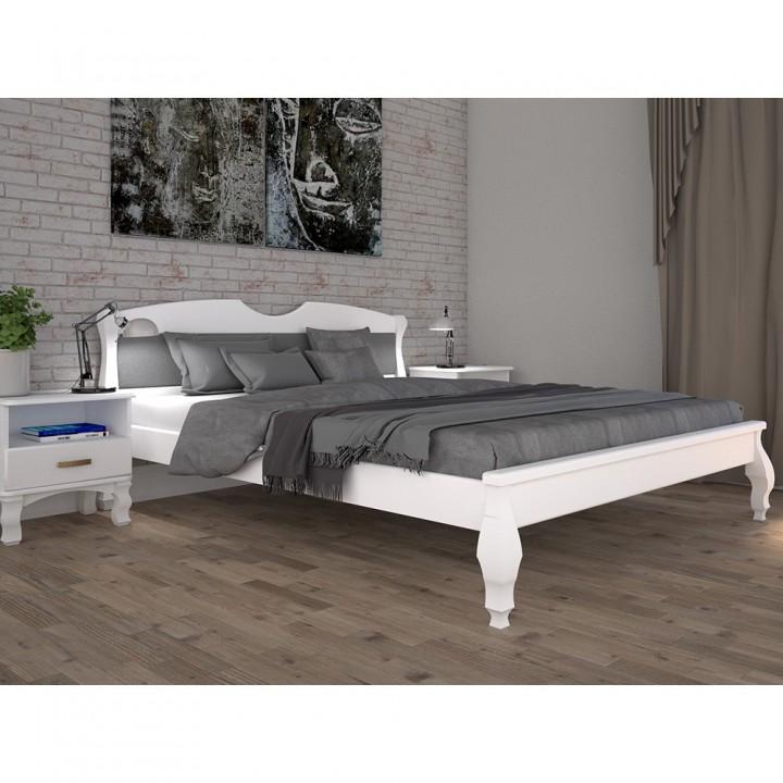 Кровать деревянная Корона 3