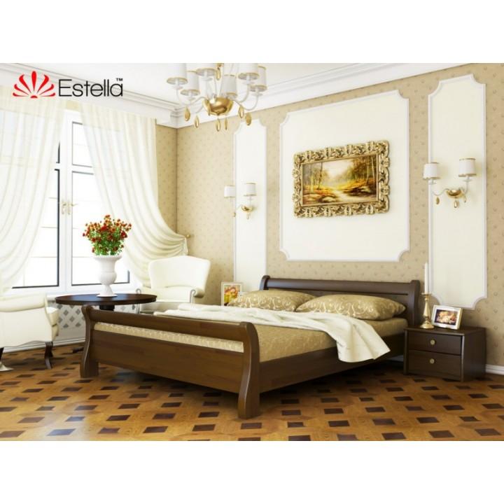 348, Кровать Диана, , 7 690.00 грн, Кровать Диана, ЭСТЕЛЛА, Кровати деревянные