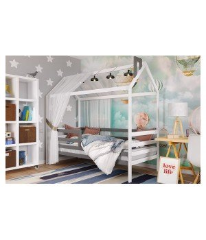 Кровать детская Хатинка Том