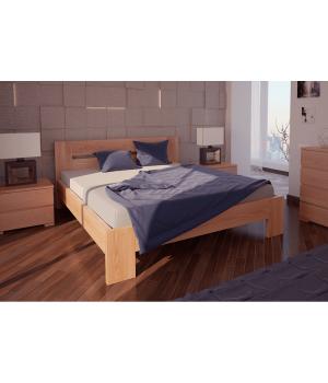 Кровать деревянная Лондон (ХМФ)