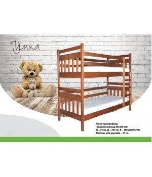 Кровать Умка 2-х ярусная